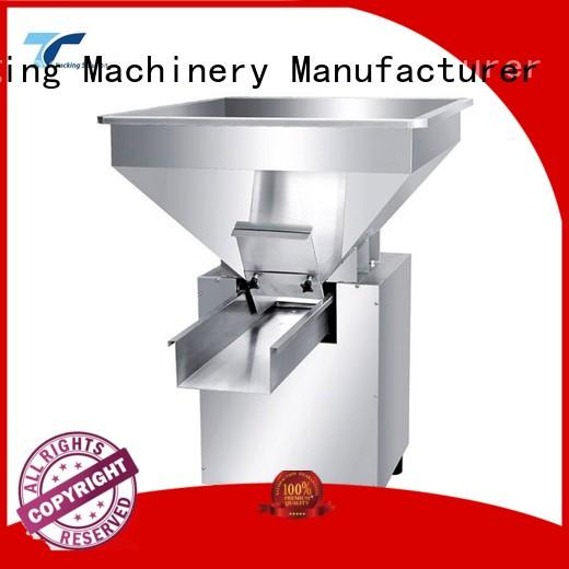 TOP Y Packaging Machinery Manufacturer Brand system high quality auger professional auxiliary vertical form fill seal packaging machines