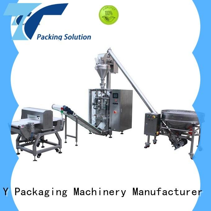 TOP Y Packaging Machinery Manufacturer practical packaging line integration with good price for commercial