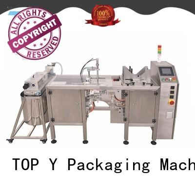 TOP Y Packaging Machinery Manufacturer line horizontal form fill seal machine factory for factory
