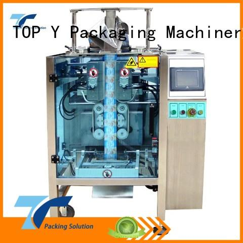 TOP Y Packaging Machinery Manufacturer Brand vffs machine trendy automatic packing machine manufacture