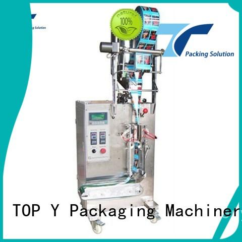 vertical form fill seal packaging machines professional machine TOP Y Packaging Machinery Manufacturer Brand
