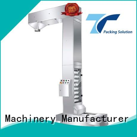 best system auxiliary vertical form fill seal packaging machines TOP Y Packaging Machinery Manufacturer Brand