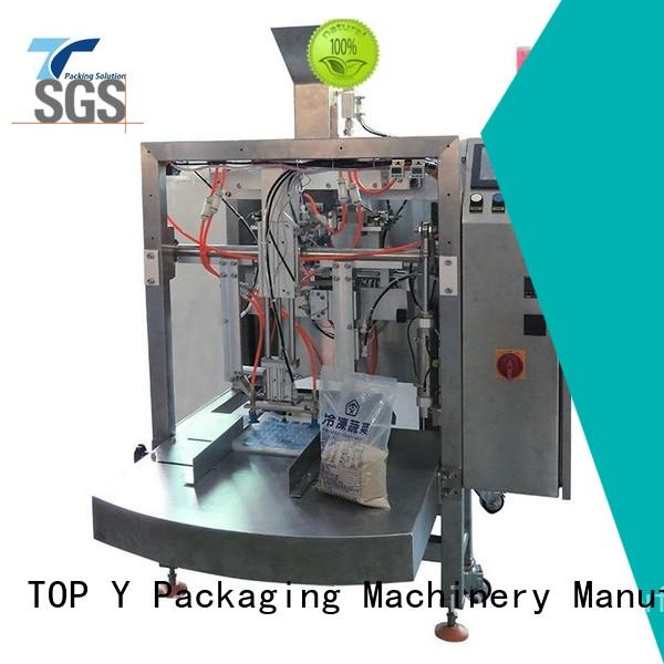 TOP Y Packaging Machinery Manufacturer Brand Top Y professional high quality top selling pouch packing machine manufacturer