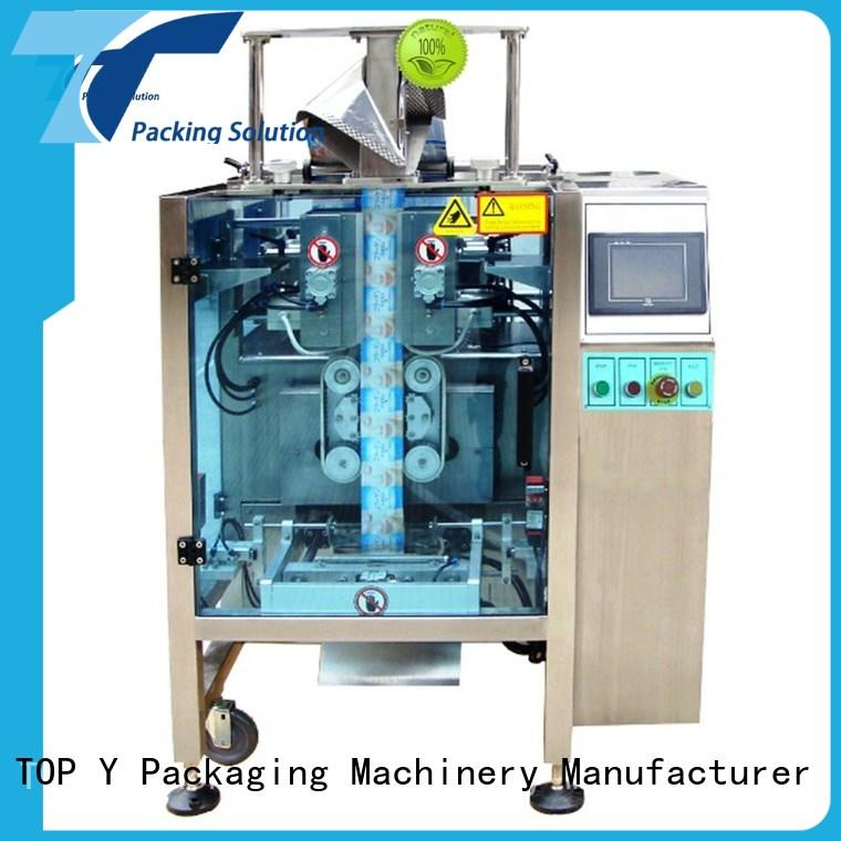 TOP Y Packaging Machinery Manufacturer bag vffs machine with good price for bag sealing