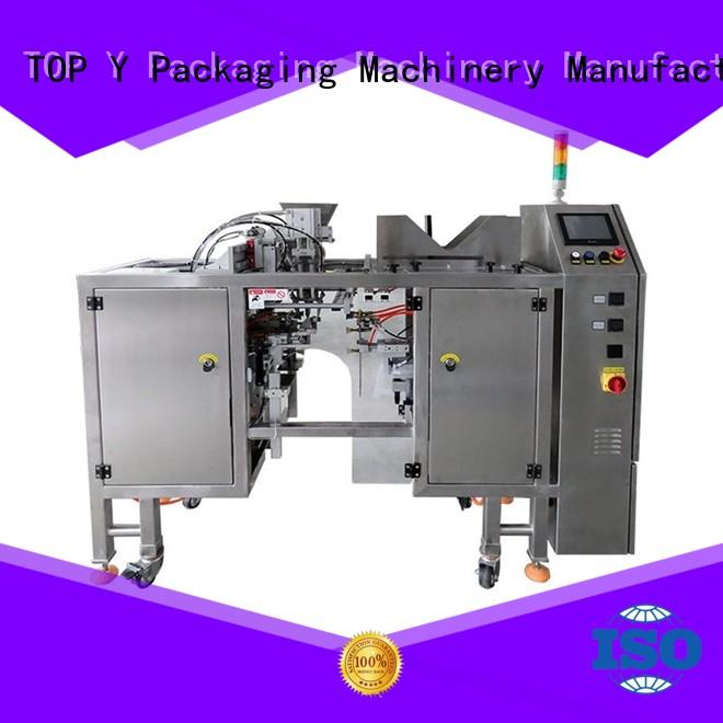 machine Custom packaging vertical pouch packing machine manufacturer TOP Y Packaging Machinery Manufacturer professional
