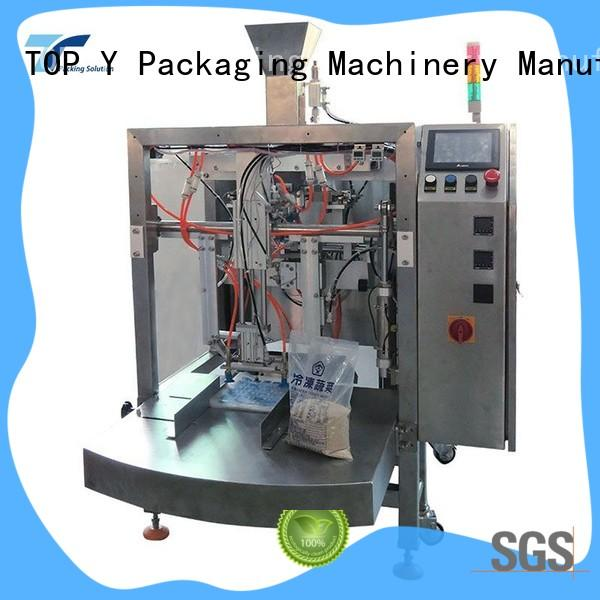 doypack mini doypack machine manufacturer for bag making TOP Y Packaging Machinery Manufacturer