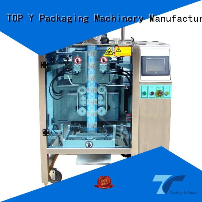 TOP Y Packaging Machinery Manufacturer Brand elevator fill small automatic packing machine