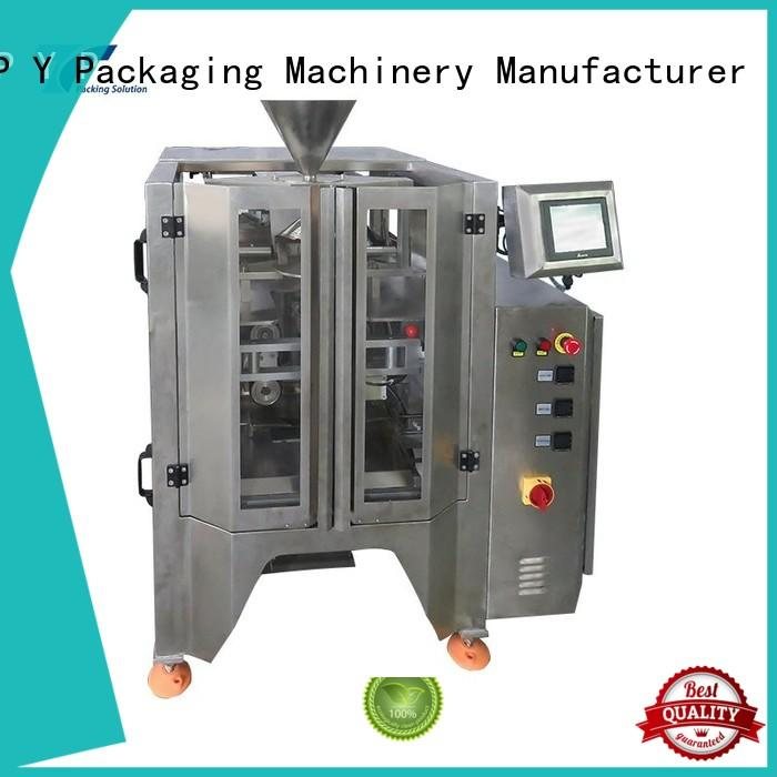 durable vffs packing machine fill design for bag sealing