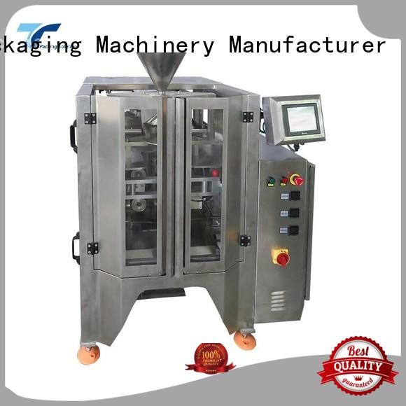 automatic form fill and seal machine for sale factory for bag outfeed