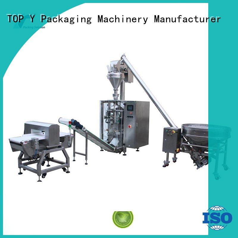 TOP Y Packaging Machinery Manufacturer durable packaging line design with good price for industry
