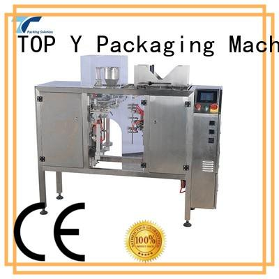 adjustable sachet packing machine packing customized for bag outfeed