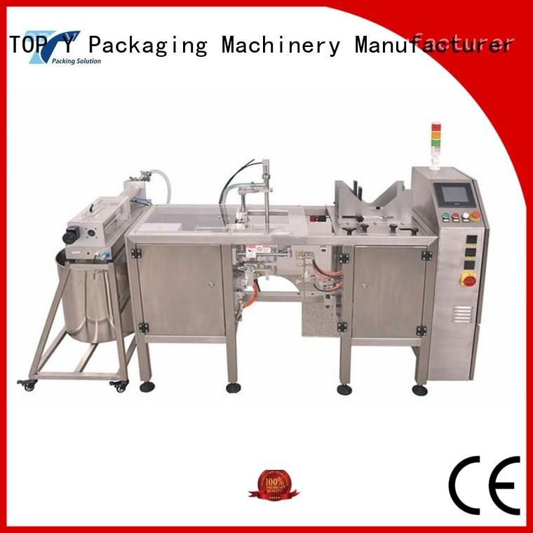 hot selling Liquid Packaging Line factory price new TOP Y Packaging Machinery Manufacturer Brand