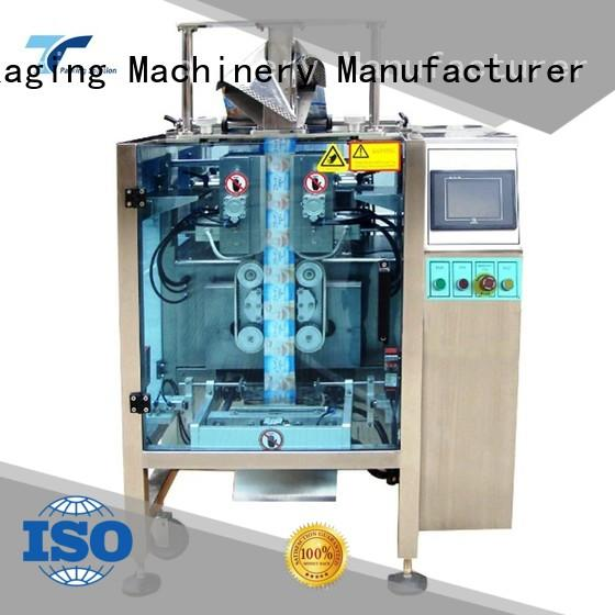 durable automated packaging machine machine with good price for bag outfeed