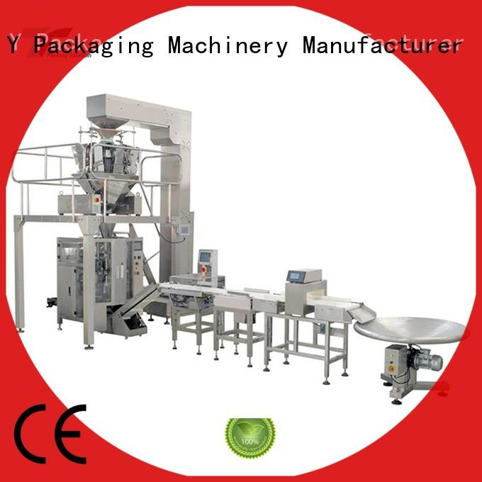 stable fully automatic packing machine packing factory for commercial