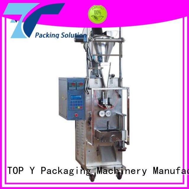 sachet high quality automatic packing machine pouch new TOP Y Packaging Machinery Manufacturer company