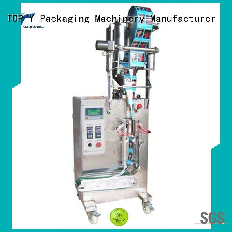 sachet automatic packing machine professional TOP Y Packaging Machinery Manufacturer company