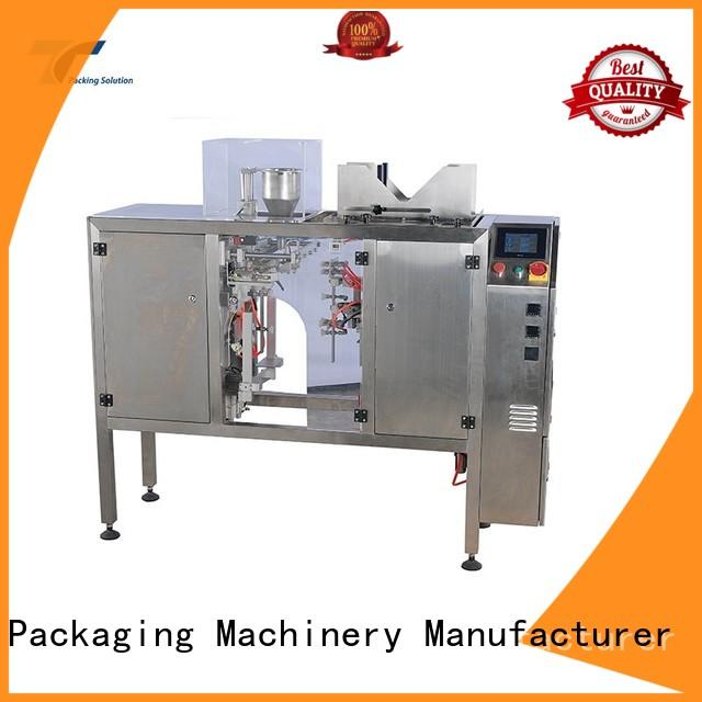 TOP Y Packaging Machinery Manufacturer bags pouch packing machine price customized for bag making