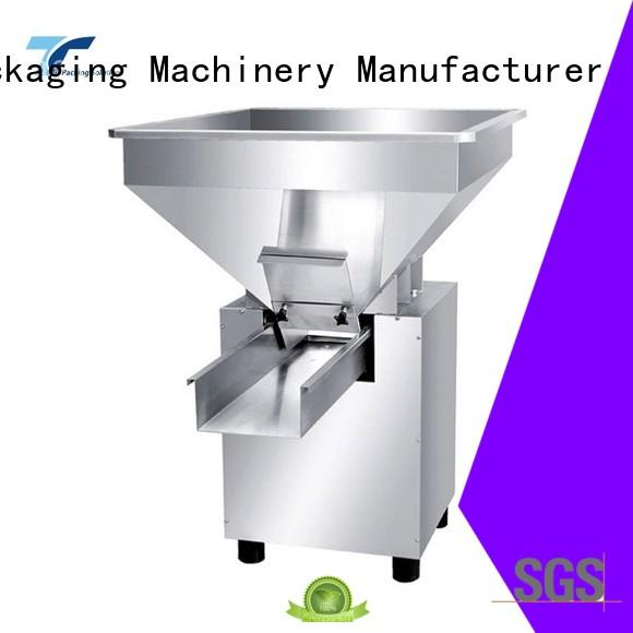 Wholesale best feeder auxiliary vertical form fill seal packaging machines TOP Y Packaging Machinery Manufacturer Brand