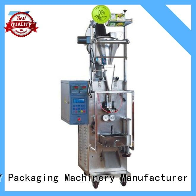 TOP Y Packaging Machinery Manufacturer dxd50k automatic packing machine customized for milk
