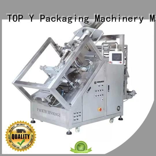 vertical form fill seal packaging machines conveyor automatic packing machine TOP Y Packaging Machinery Manufacturer Brand