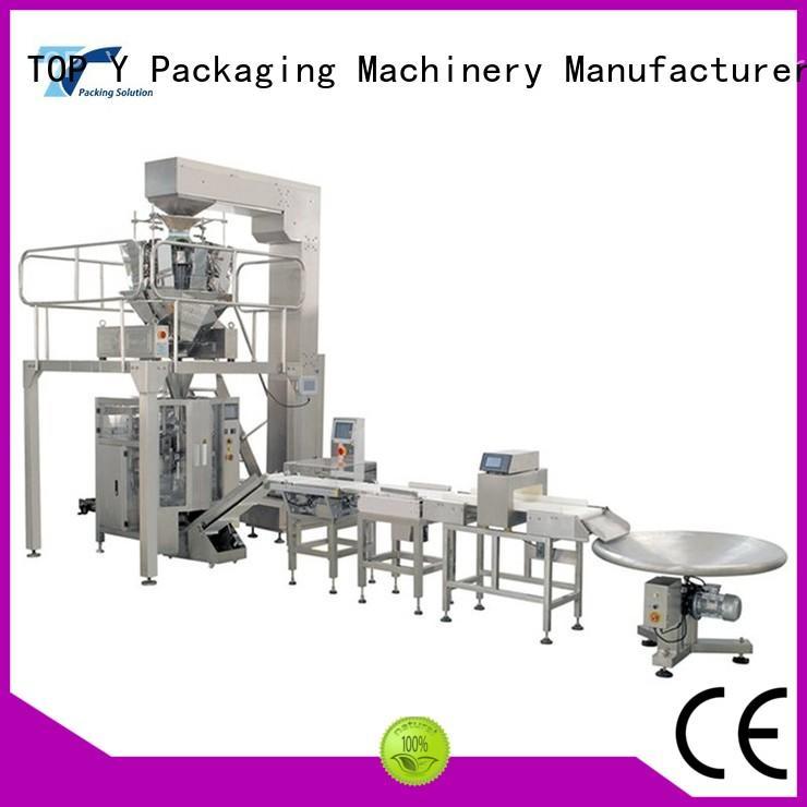 professional packaging liquid OEM horizontal packaging machine TOP Y Packaging Machinery Manufacturer