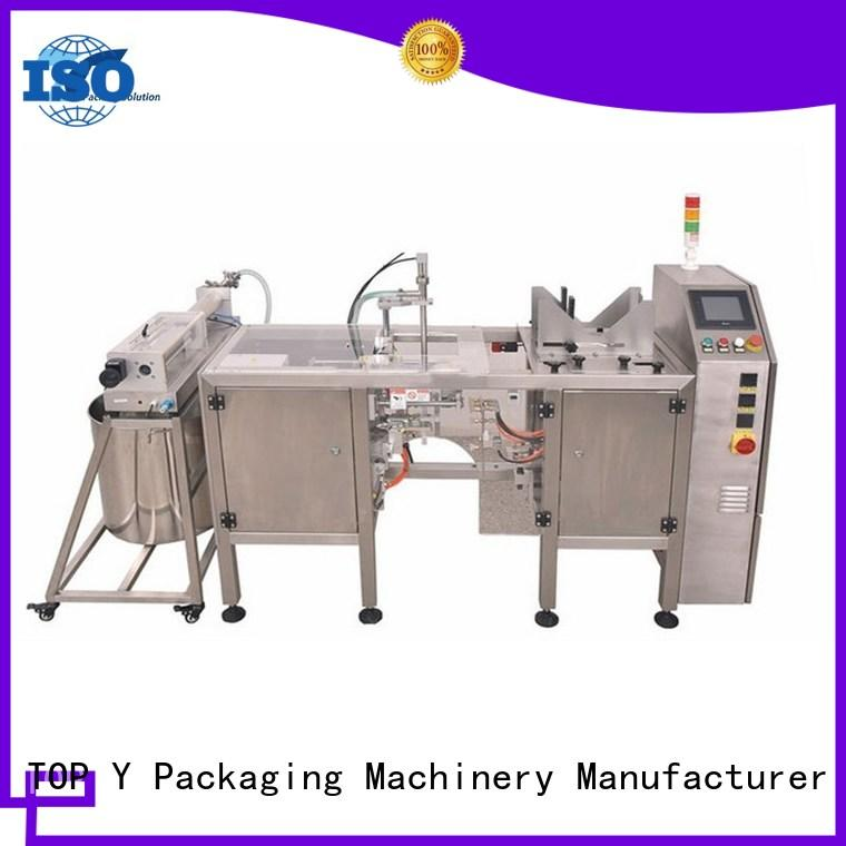 packing granule TOP Y Packaging Machinery Manufacturer Brand horizontal packaging machine