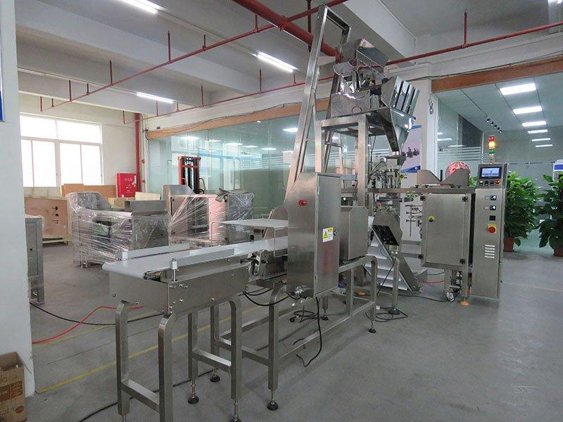 Linear Weighing Packaging Machine for Granules