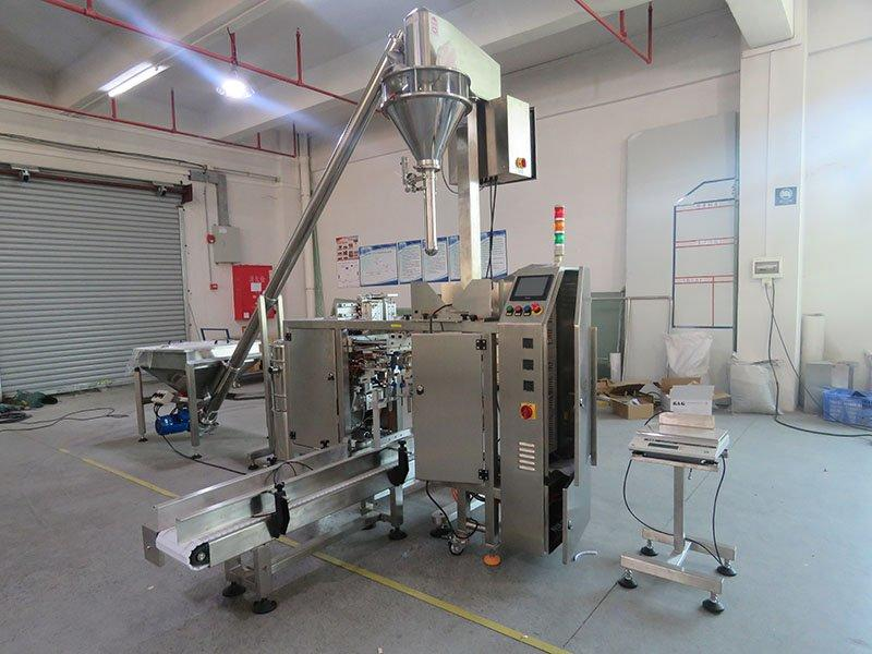 Powder Packaging Machines for Premade Bags