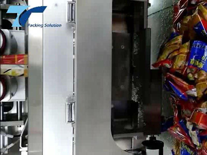 Top Y Filling And Packaging Machines - High Packing Speed 42 Bags In A Minute