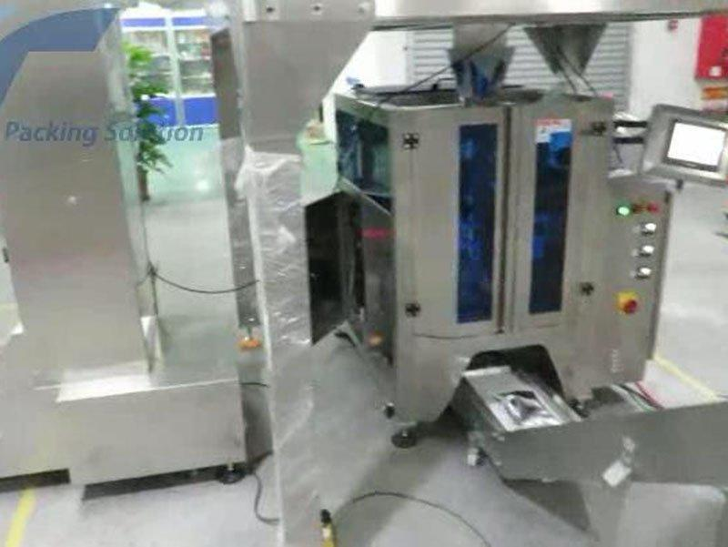 Top Y Filling And Packaging Machines-small Tea Vertical Form Fill Seal Machine