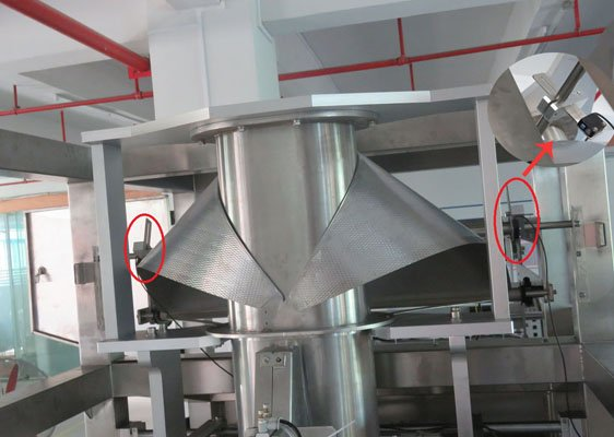 TOP Y Packaging Machinery Manufacturer bag vffs packing machine design for bag filling-6