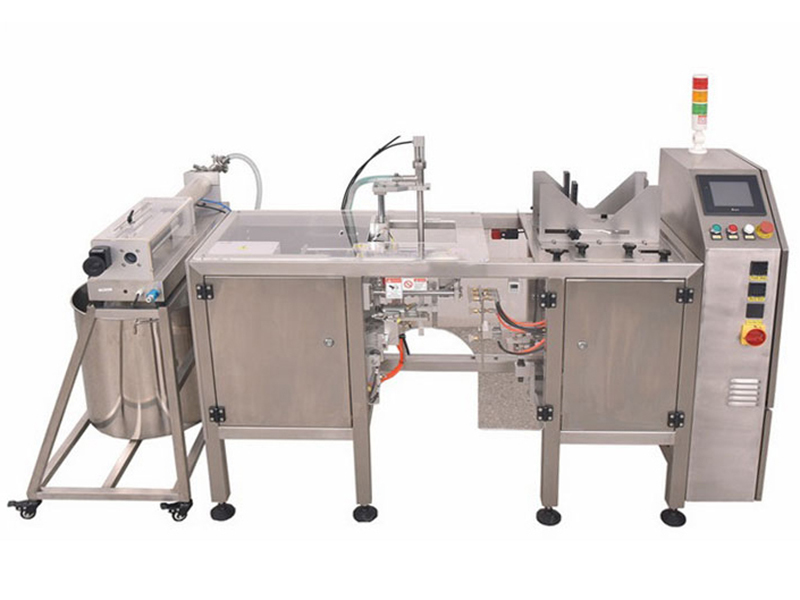 TOP Y Packaging Machinery Manufacturer filling stand up pouch filling and sealing machine series for bag making-9