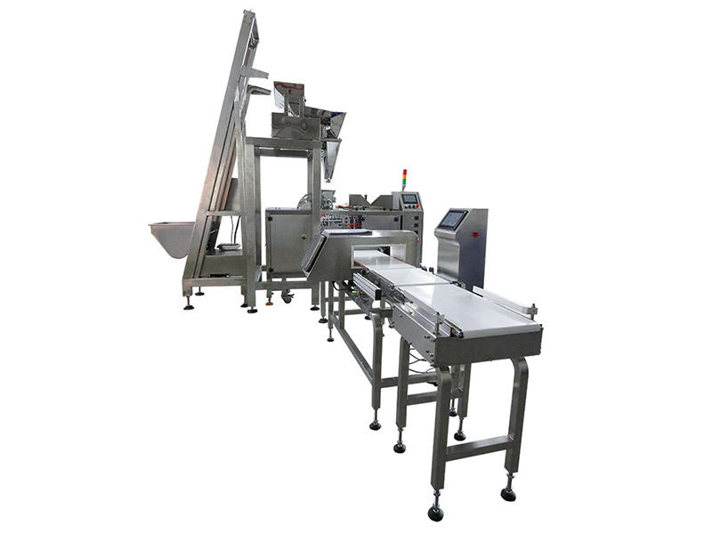 powder pouch packing machine high quality bags Linear Type pouch packing machine manufacturer manufacture
