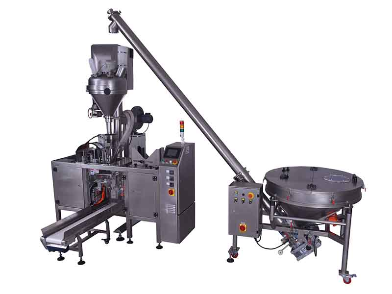 TOP Y Packaging Machinery Manufacturer hot selling sachet packing machine from China for bag outfeed-9