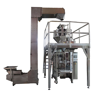 TOP Y Packaging Machinery Manufacturer bag packing machine for food products factory for bag filling-12