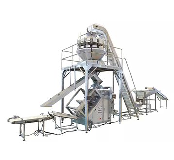 TOP Y Packaging Machinery Manufacturer bag packing machine for food products factory for bag filling-13