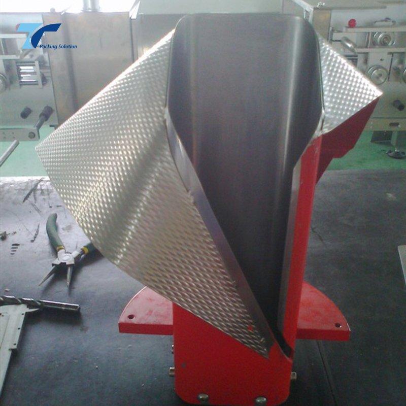 TOP Y-QSM Quad Seal Bag VFFS Bagger Vertical Packaging Machine