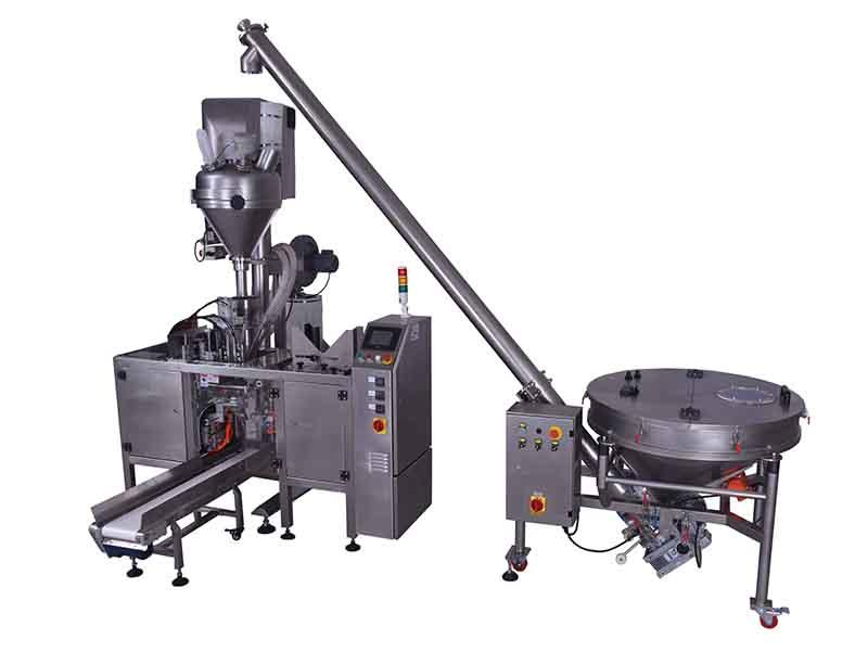 TOP Y Packaging Machinery Manufacturer Brand professional side custom powder pouch packing machine
