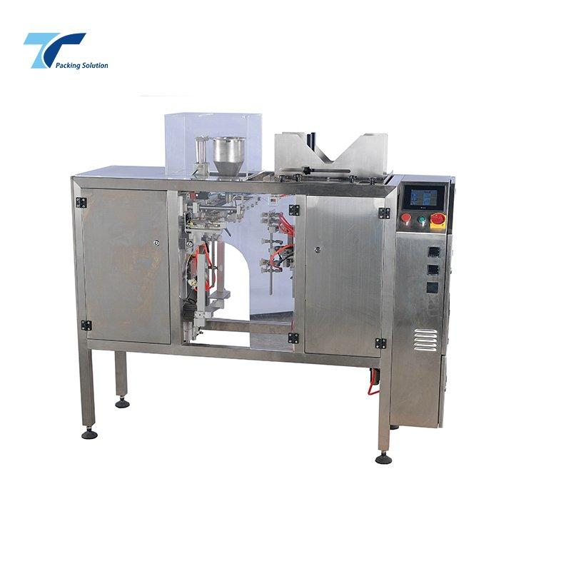 TOP Y-MDPG Mini Doypack Packaging Machine for Side Gusset Bags