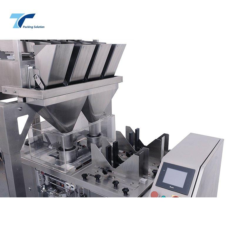 TOP Y-MDPT Mini Doypack Machine for Stand Up Pouch Filling