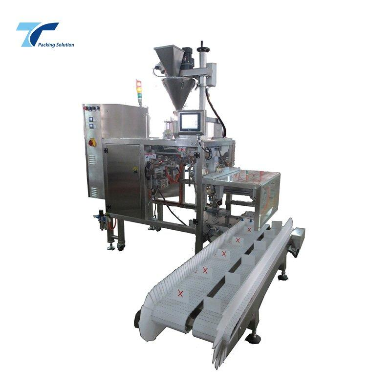TOP Y-MDPS Automatic Mini Doypack Pouch Packing Machine Price