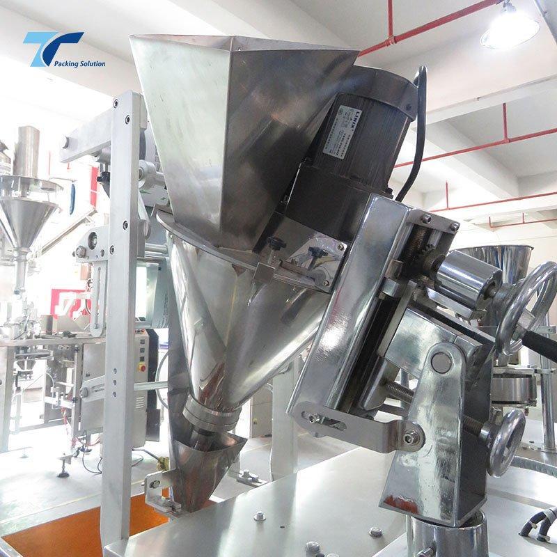 DXD-50F Small Sachet Milk Powder Packing Machine