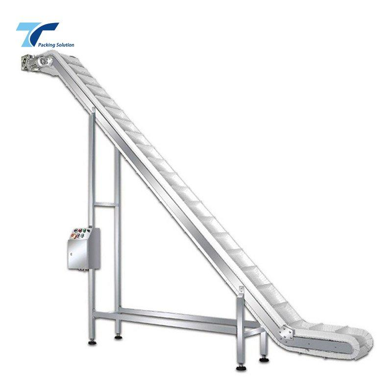 TOP Y-AC Acclivitous Belt Conveyor System Design