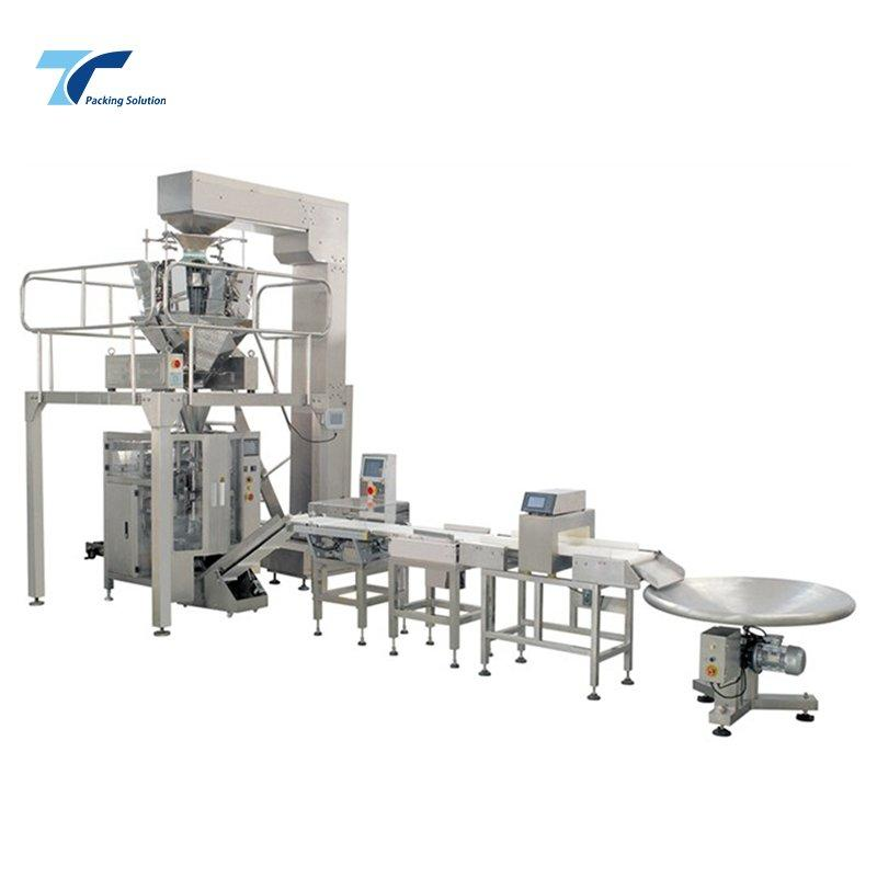 Granule Packing Machine Line