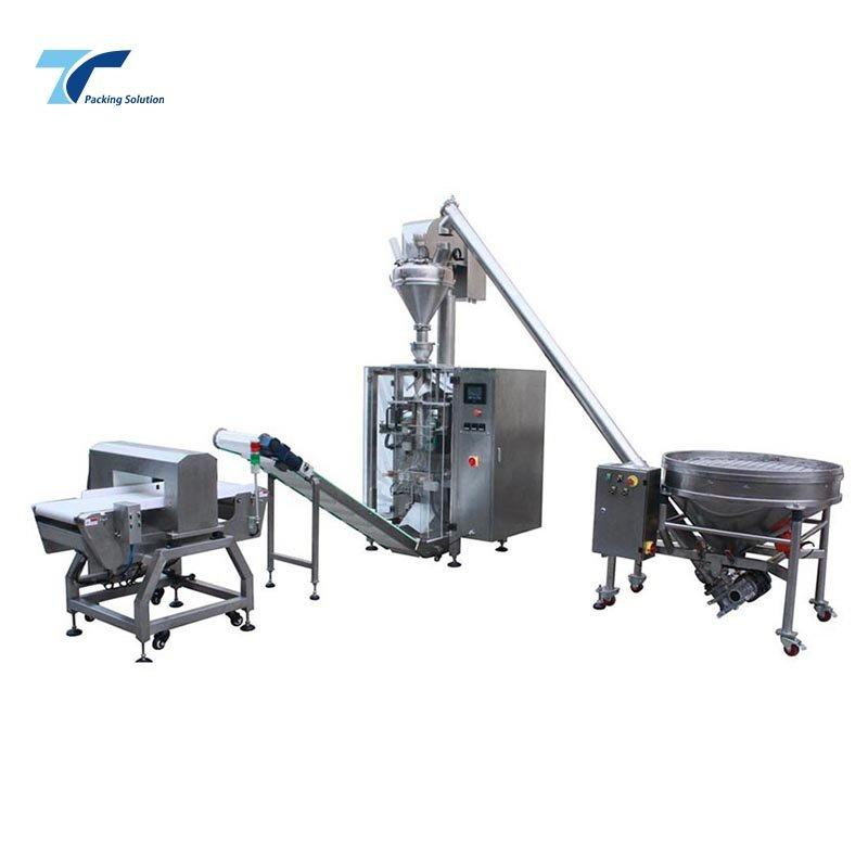 Powder Packaging Equipment Systems