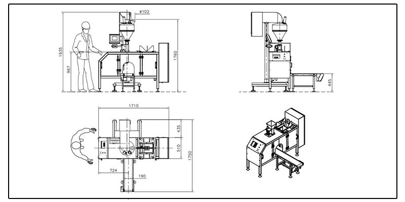 practical fully automatic packing machine line inquire now for industry-5