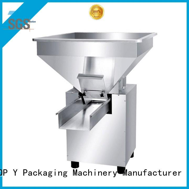 Wholesale design auxiliary vertical form fill seal packaging machines TOP Y Packaging Machinery Manufacturer Brand