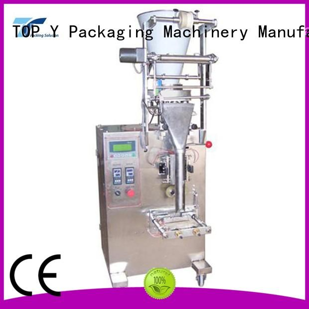 solutions form TOP Y Packaging Machinery Manufacturer Brand automatic packing machine