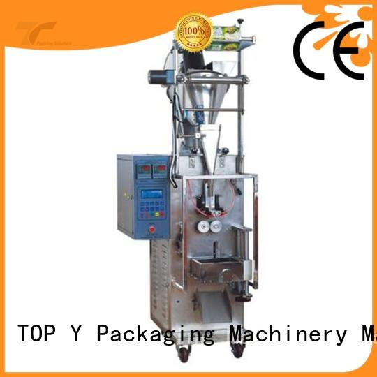 quality form fill and seal machine granule directly sale for powder