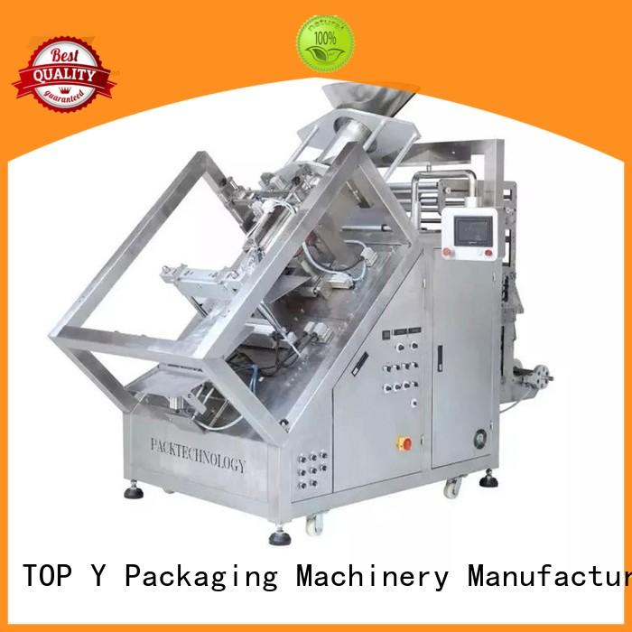 TOP Y Packaging Machinery Manufacturer automatic vertical packaging machine factory for bag making